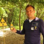 Radioaktive Zone