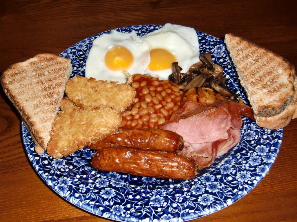 Full Englisch Breakfast
