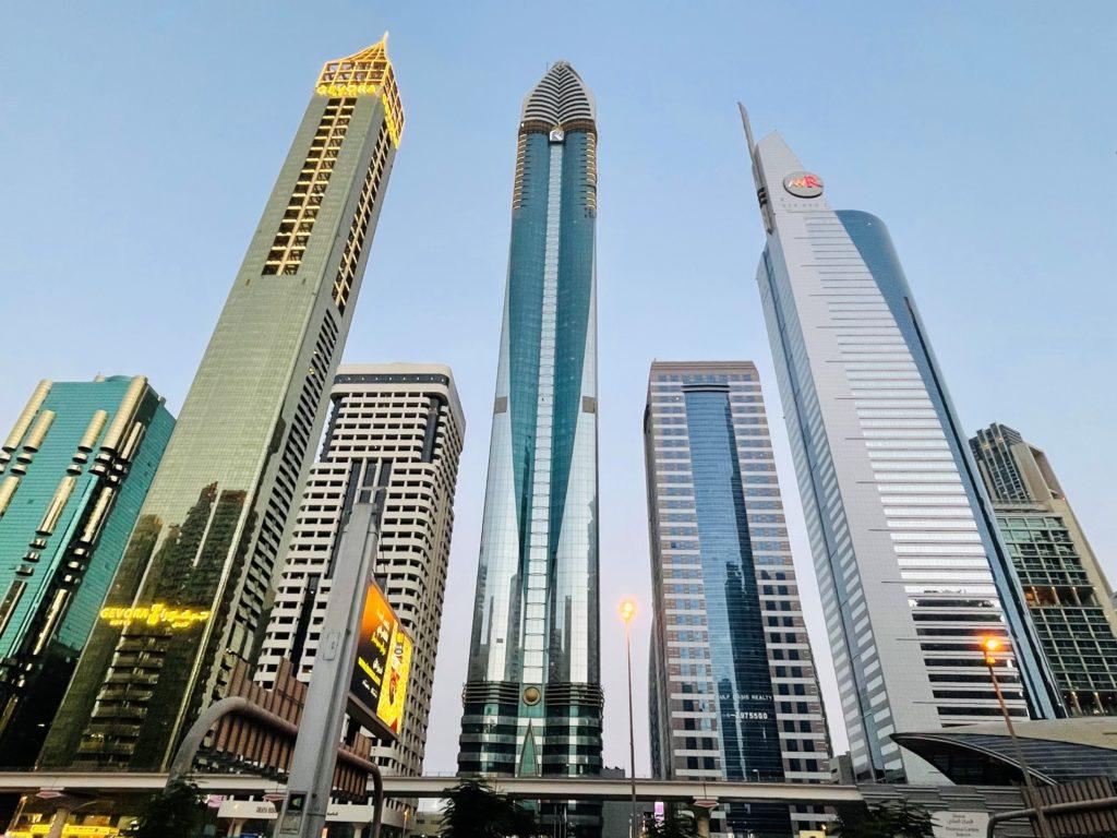 Höchstes Hotel der Welt