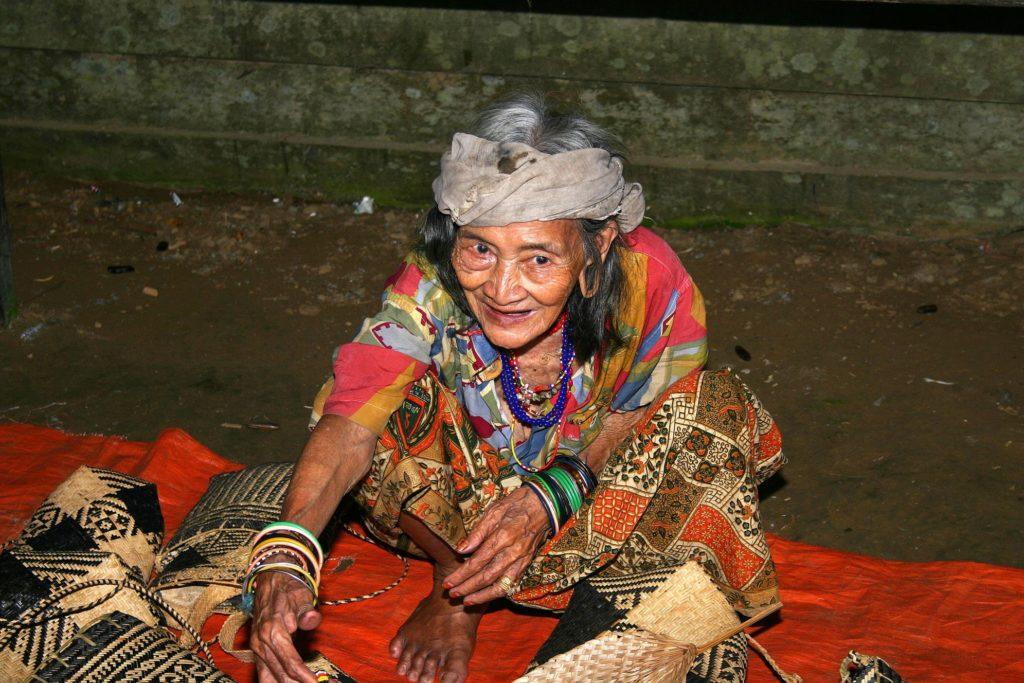 Ureinwohner Borneos