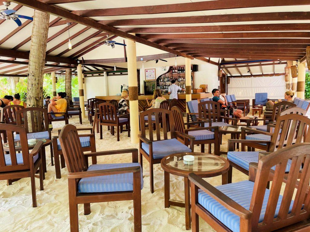 Beach Bar in Biyadhoo