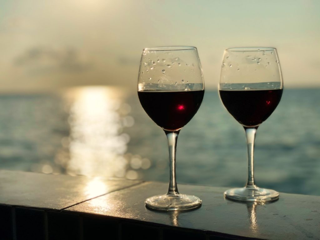 Sunset Drink